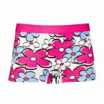 Beeren meisjes boxershort 'Colorful flower'