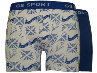 Gs Sport heren boxershort 'holland/tulp'