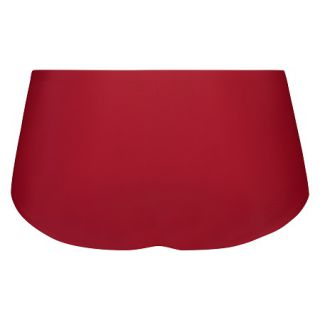 Beeren dames midi hipster 'Invisible' rood